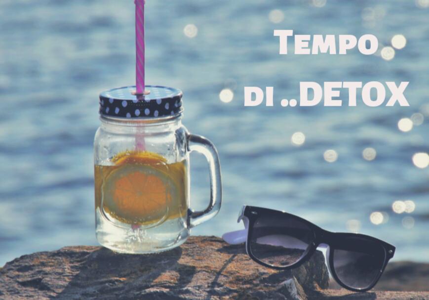 Tempo di detox!